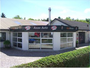 Asaa Auto- & Karosseriværksted ApS