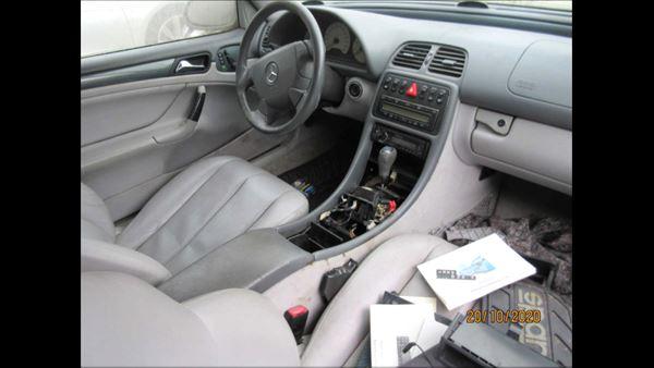 Mercedes-Benz CLK W208 97-02> 4.3EDC4