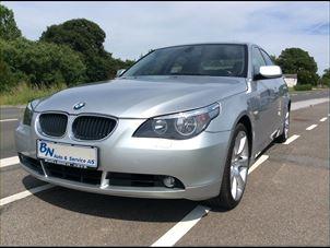 Billede 1: BMW530i3,0 aut.