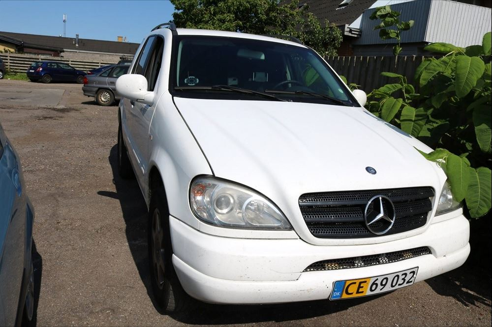 Billede 2: Mercedes-BenzML2702,7 CDi aut. Van