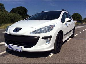 Peugeot3081,6 HDi 90 Comfort+ SW, 265.000 km