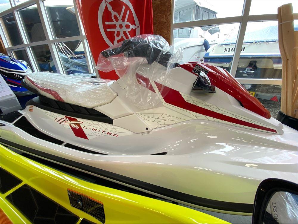 Yamaha EX Limited