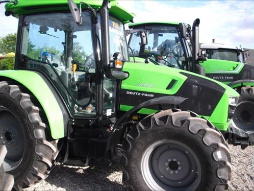 Billede 2: Deutz Fahr Agrotron5100 C KAMPAGNEPRIS