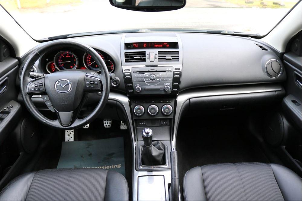 Billede 7: Mazda62,2 DE 129 Advance stc.