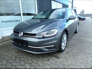 Billede 1: VW Golf VII TDi 150 Highline DSG