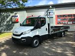Iveco Daily 3,0 35S18 4100mm Lad AG8, 326.800 kr