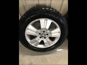 Billede 1: MercedesML 320 Alufælge