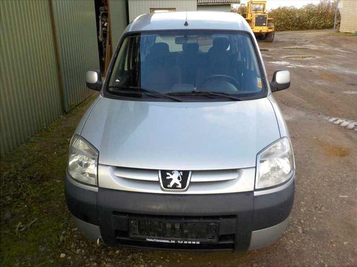 Billede 1: PeugeotPartner03-08 1.6HDI