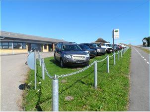 Sjelle Autoværksted A/S - Land Rover Sjelle - Galten