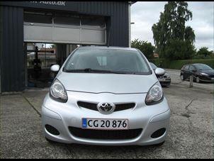Billede 1: ToyotaAygo1,0 68HK 5d