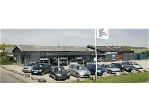 Bilcenteret Lindberg & Nielsen A/S