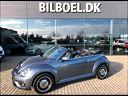 VW Beetle 1,4 TSi 150 Life Cabriolet DSG, 17.000 km, 359.900 kr