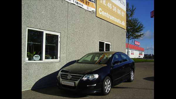 VW Passat 1,4 TSI 122HK COMFORTLINE