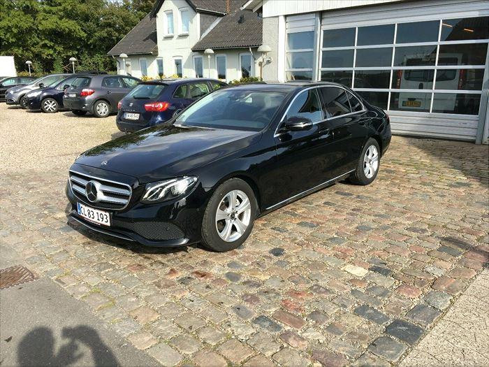 Billede 1: Mercedes-BenzE220d Avantgarde aut.