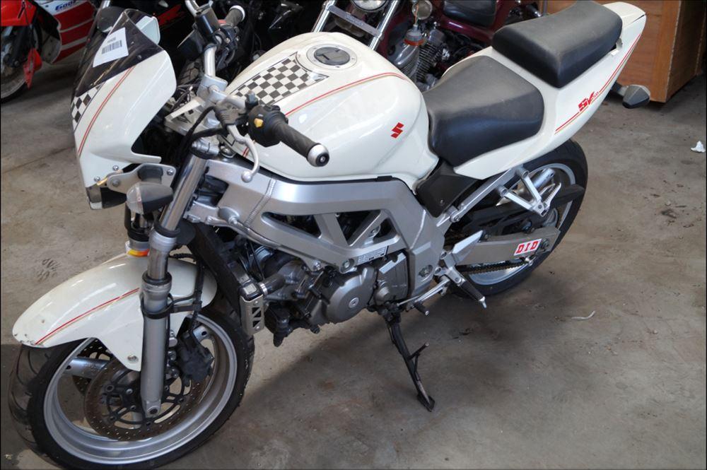 Suzuki SV SV650