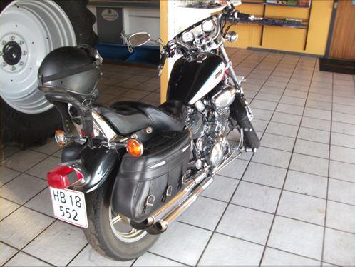 Billede 1: YamahaVX 1100 Virago