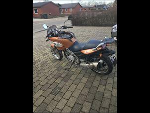 Billede 1: BMWF 650 CS