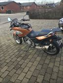 BMW F 650 CS, 18.500 km, 37.900 kr