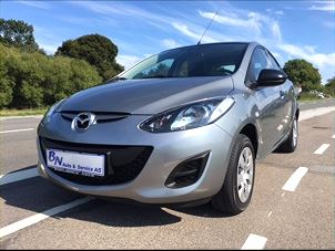 Billede 1: Mazda21,3 75 Go