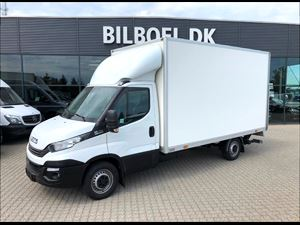 IvecoDaily2,3 35C16 Alukasse m/lift AG8, 58.000 km