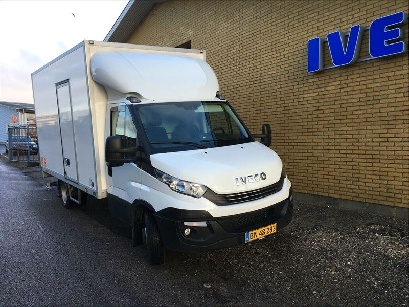 Billede 1: IvecoDaily2,3 35C16 4100mm Lad AG8