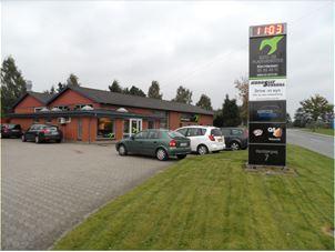 Kim Hansen Auto & Pladeværksted