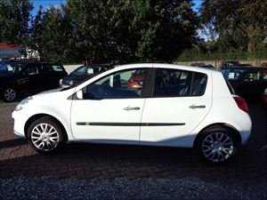 Renault Clio III 1,5 dCi 85 Dynamique, 274.000 km