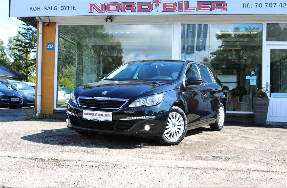 Billede 1: Peugeot3081,6 BlueHDi 120 Style