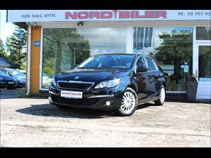 Peugeot3081,6 BlueHDi 120 Style, 48.000 km
