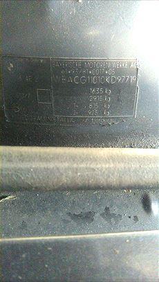 BMW 3 E36 COMPACT 94-00 1.6EDC4