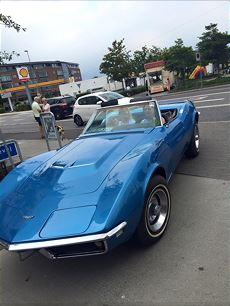 Chevrolet Corvette Cabriolet