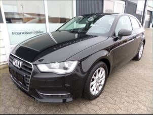 Billede 1: Audi A3 TFSi 122 Attraction