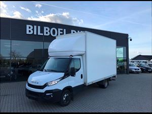 Iveco Daily 3,0 35C17 Alukasse m/lift, 118.000 km