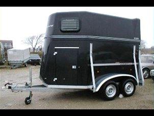 Billede 1: Heste trailer - pris pr. dag: 375 kr
