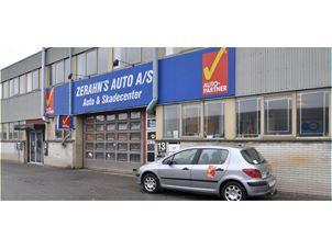 Zerahn Auto- og Skadecenter A/S