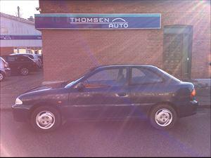 Billede 1: HyundaiAccent1,5 GSi Target