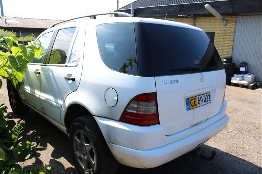 Billede 3: Mercedes-BenzML2702,7 CDi aut. Van