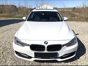 Billede 1: BMW320d2,0 Sport Line aut. 4d