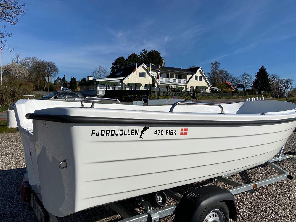 Fjordjollen 470 Fisk m. F15