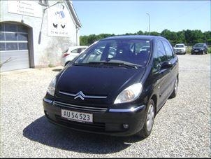 Billede 1: CitroënXsara Picasso1,6i 16V 110 Exclusive