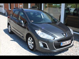 Billede 1: Peugeot3081,6 e-HDi 112 Access stc.