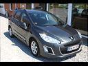 Peugeot 308 1,6 e-HDi 112 Access stc., 179.000 km, 79.800 kr