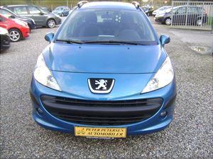 Peugeot2071,6 HDi 90 XR+ SW Van, 136.000 km