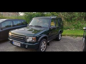 Land-RoverDiscovery2,5 Td5, 310.000 km