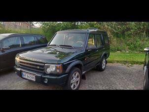 Billede 1: Land-RoverDiscovery2,5 Td5