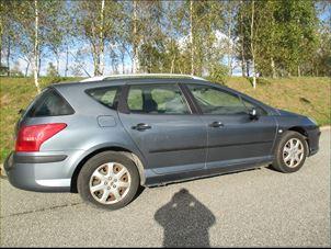 Billede 1: Peugeot4071,6 HDi Performance SW