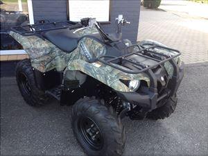 Billede 1: YamahaGrizzly 700 Camouflage