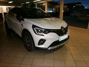 Renault captur Hybrid (Benzin + El) Hk160