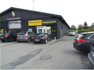 Rosengaard Auto & Dækcenter