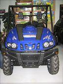 700 cc Kuzuma Smart Boggy, 50.000 kr
